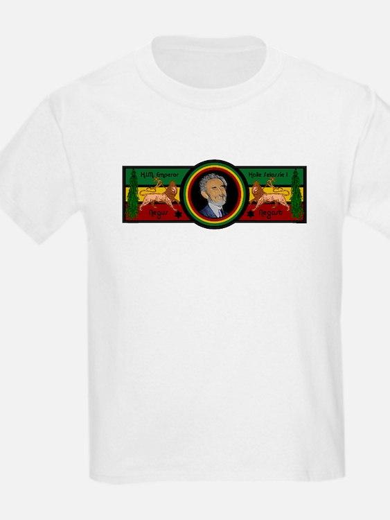 Smile Selassie T-Shirt