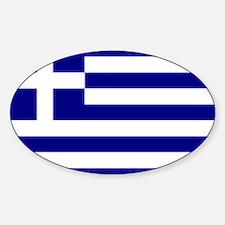 Greece Flag Decal