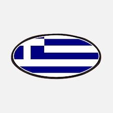 Greece Flag Patch