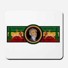Smile Selassie Mousepad