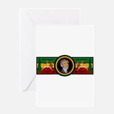 Smile Selassie Greeting Cards