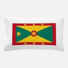 Grenada Flag Pillow Case