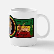 Smile Selassie Mugs
