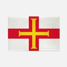 Guernsey Flag Magnets