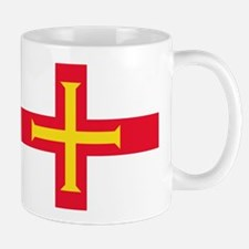 Guernsey Flag Mugs
