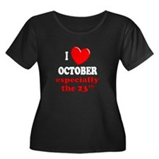October 23rd T