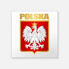 Poland COA Sticker