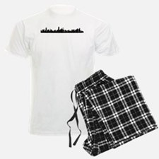 Chicago Skyline 1 Pajamas