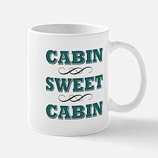 CABIN SWEET CABIN Mug