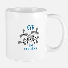 Eye In The Sky Mugs