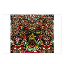 Techno-Hydro_Kinesis Postcards (Package of 8)