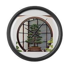 Gardeners Large Wall Clock