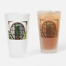 Bonsai tree Drinking Glass