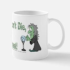 Mediums/Ghost! Mug