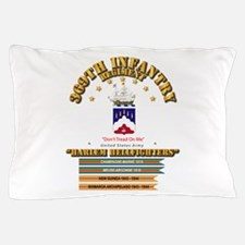 369th Infantry Regt Pillow Case