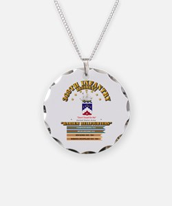 369th Infantry Regt Necklace