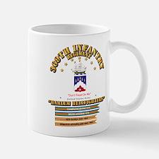 369th Infantry Regt Mug