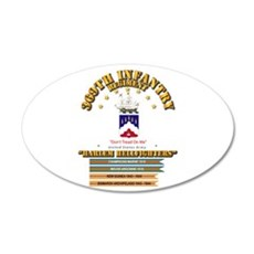 369th Infantry Regt Wall Decal