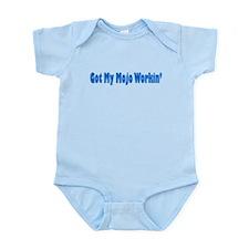 Got My Workin' Infant Bodysuit