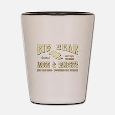 BIG BEAR LODGE Shot Glass