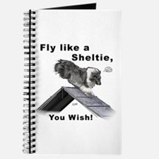 Shelties Fly- Agility Journal