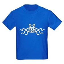 FSM Emblem Kids [Dark Colors] T-Shirt