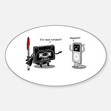 Pod I'm Your Father Decal