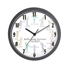 Dancers Wall Clock