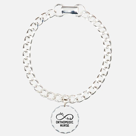 World's Best Orthopedic Charm Bracelet, One Charm