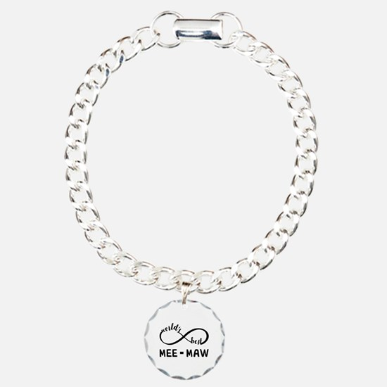 World's Best Meemaw Charm Bracelet, One Charm