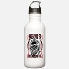 Unique Beard Water Bottle