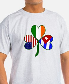 Funny Cuban irish T-Shirt