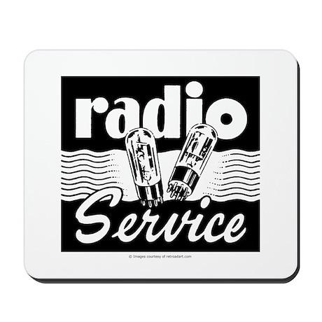 Radio Service Mousepad