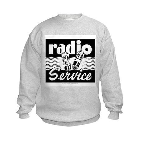 Radio Service Kids Sweatshirt