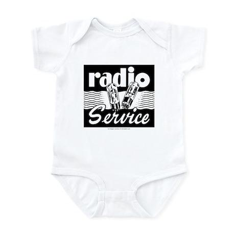 Radio Service Infant Bodysuit