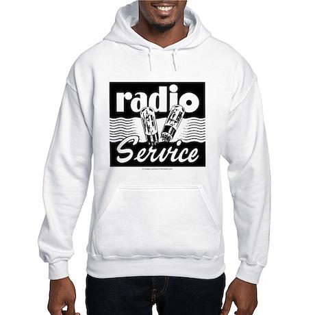Radio Service Hooded Sweatshirt