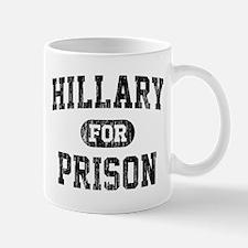 Vintage Hillary For Prison Mugs