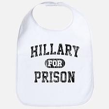 Vintage Hillary For Prison Bib