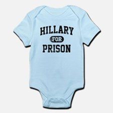 Vintage Hillary For Prison Body Suit