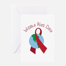 World AIDS Day Greeting Cards