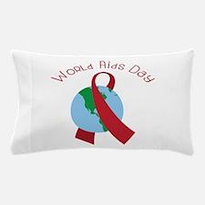 World AIDS Day Pillow Case