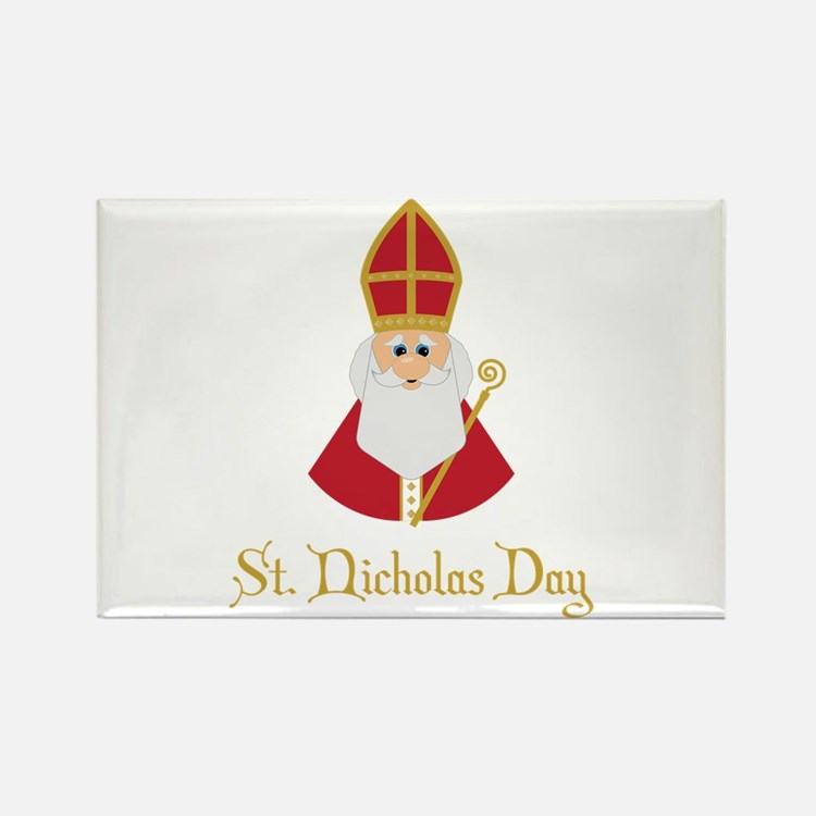 St Nicholas Day Magnets