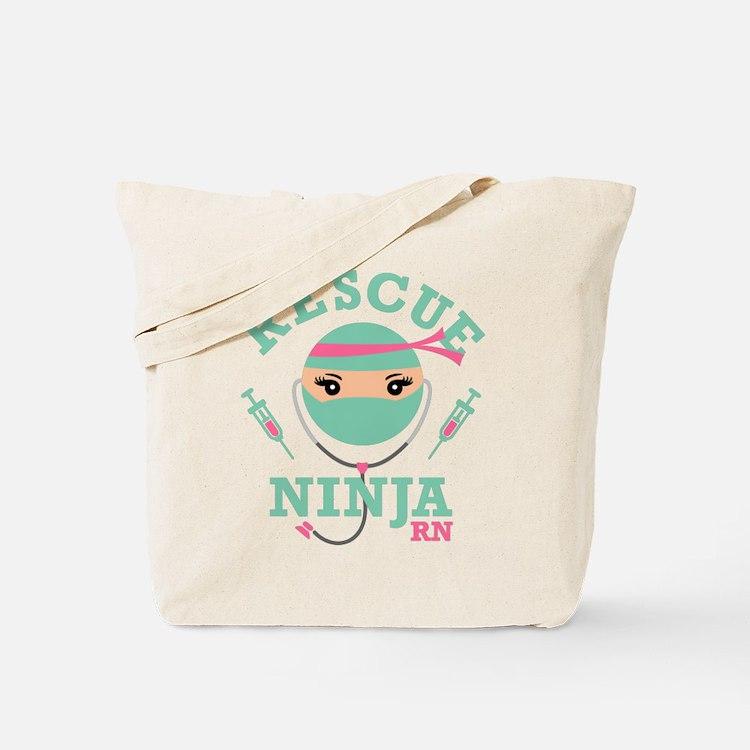 Rescue Ninja RN Tote Bag