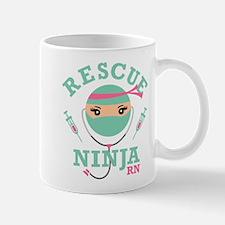 Rescue Ninja RN Mug
