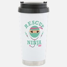 Rescue Ninja RN Stainless Steel Travel Mug