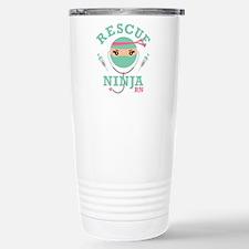 Rescue Ninja RN Travel Mug