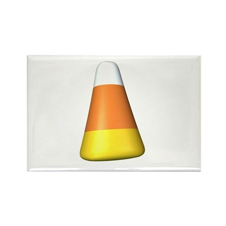 Candy Corn Rectangle Magnet (10 pack)