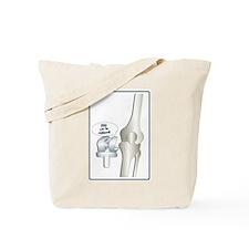 Cute Total knee replacement Tote Bag