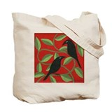 Crow Canvas Totes