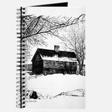 Winter Lodge Journal